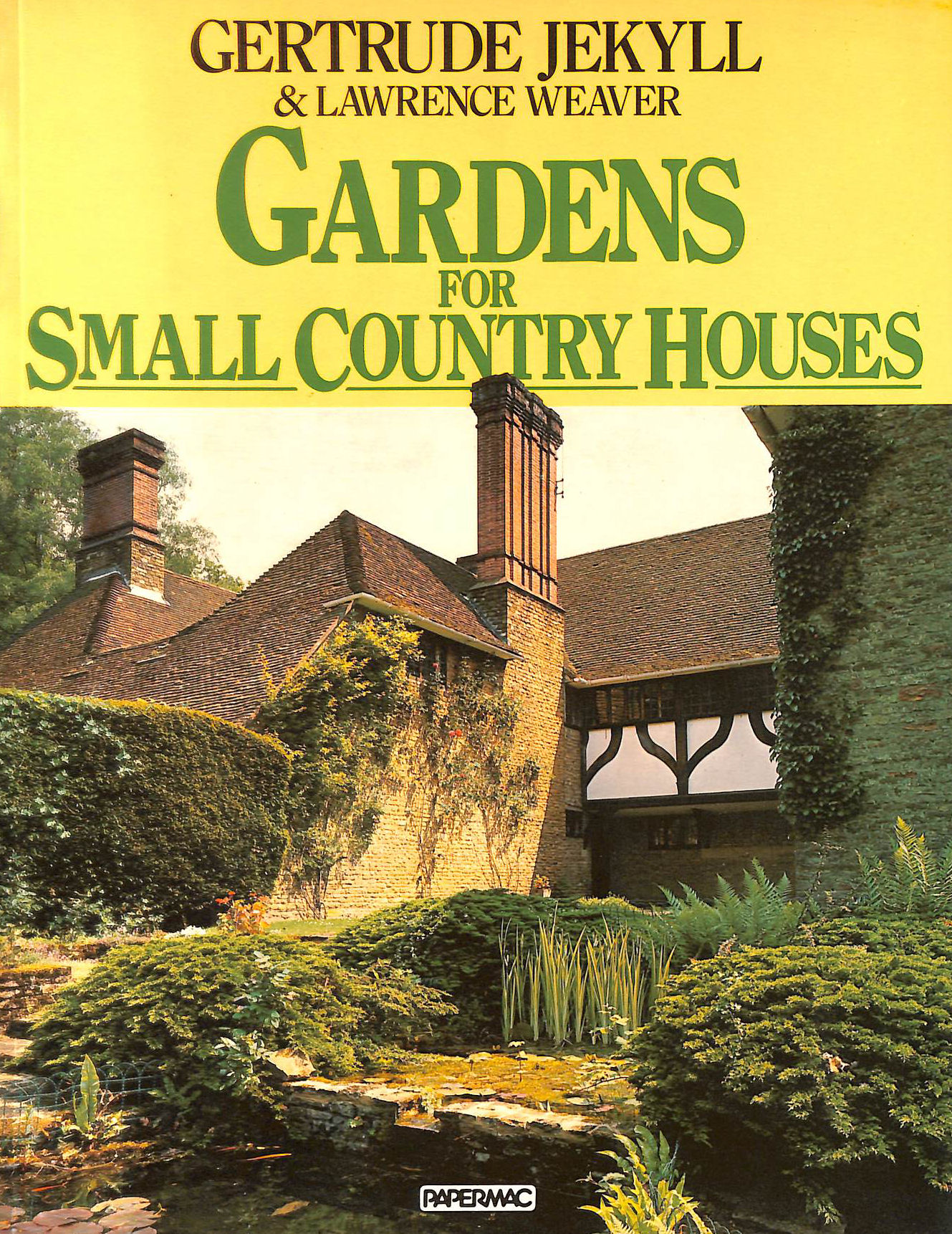 Image for Gardens for Small Country Houses (Papermac)