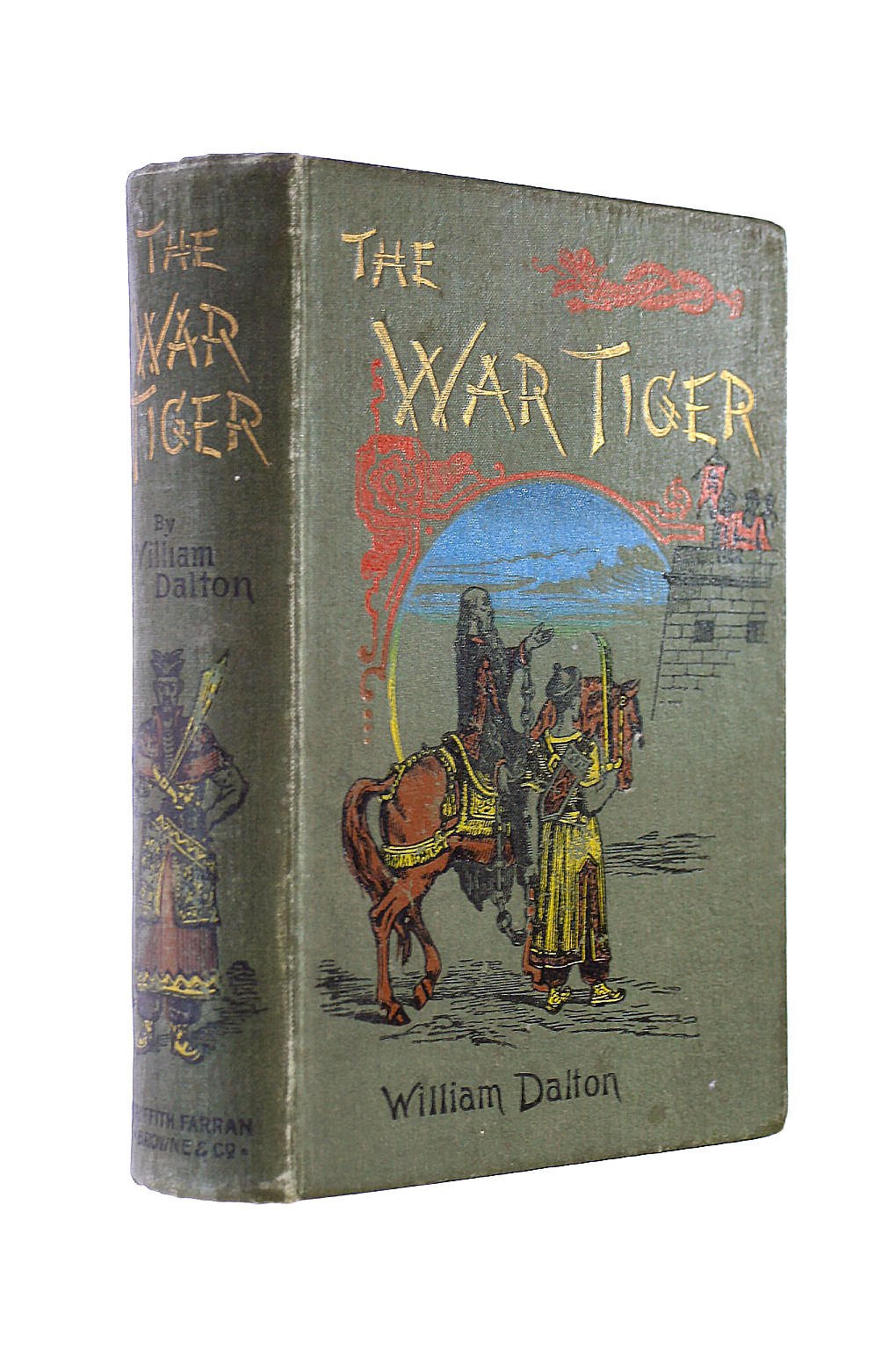 Image for The War Tiger, A Tale of the Conquest of China
