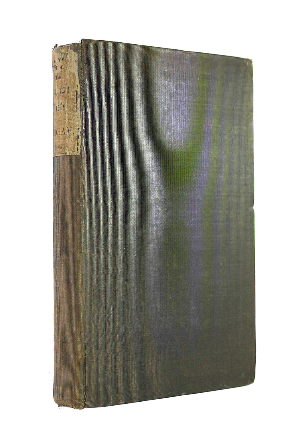 Image for Poetical Works of John Oldham