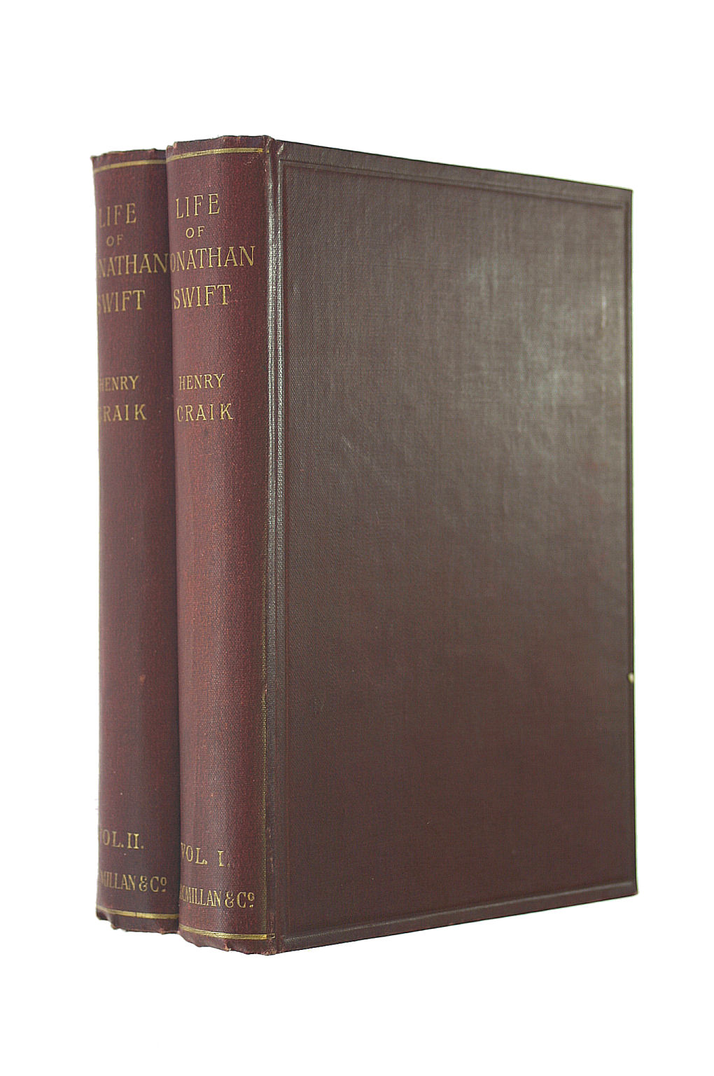Image for Th Life Of Jonathan Swift