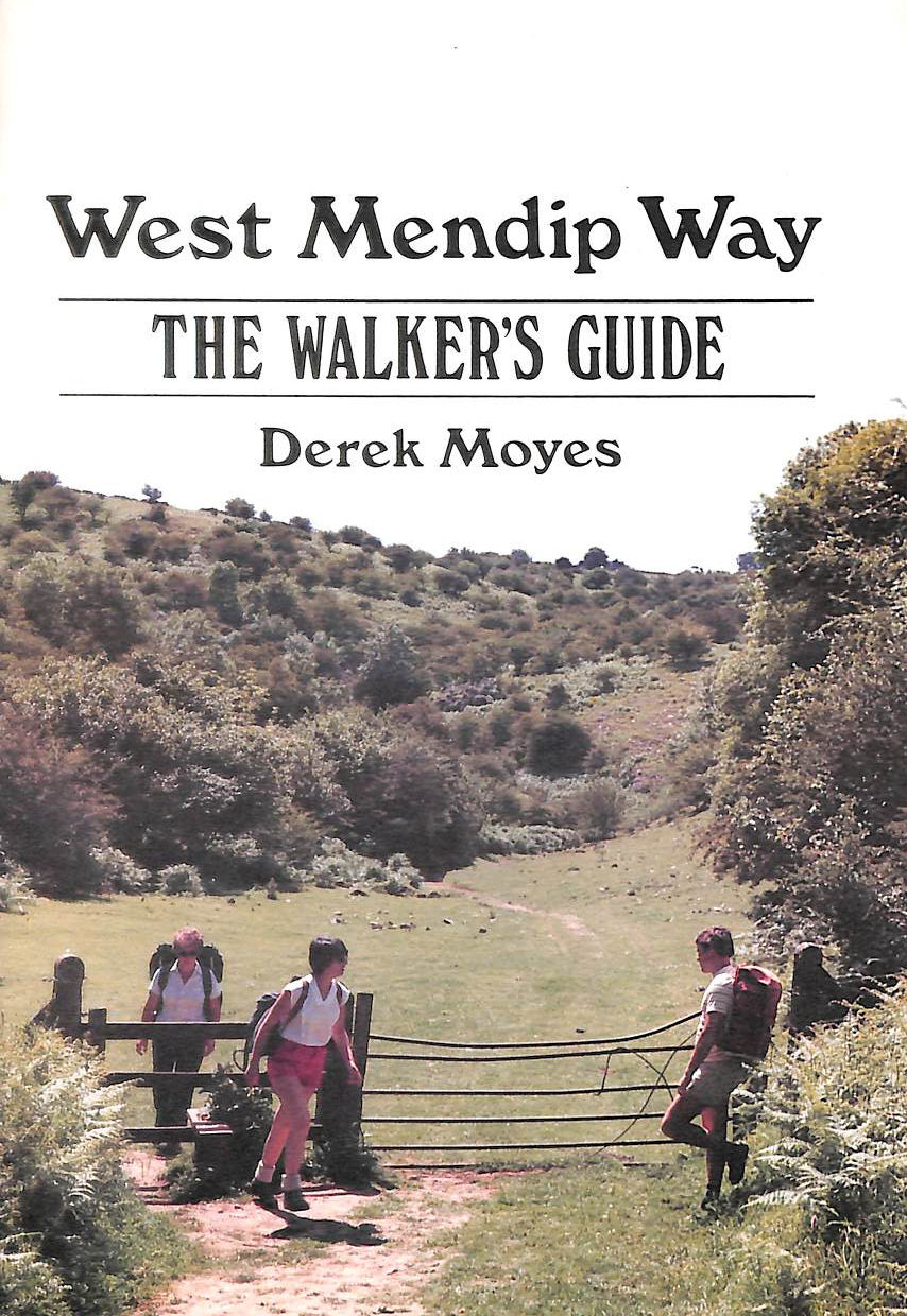 Image for West Mendip Way - the walker's Guide