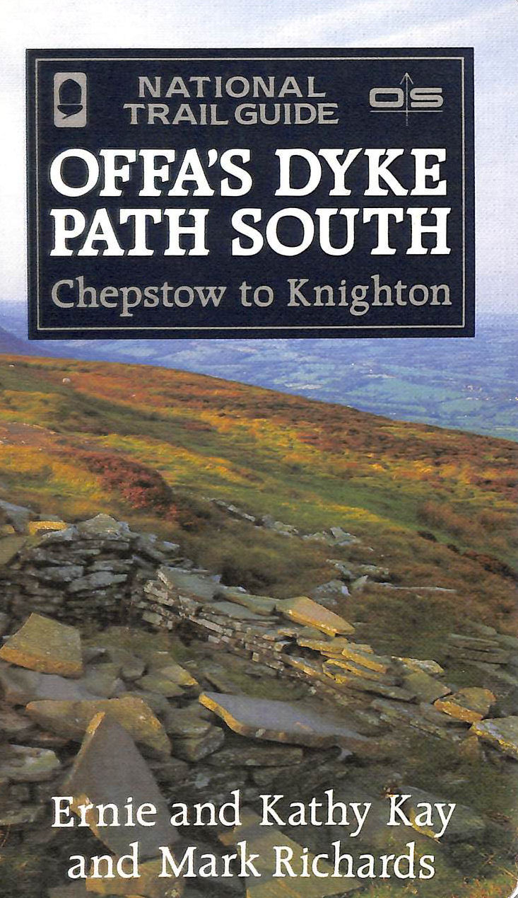 Image for Offa's Dyke Path South: Chepstow to Knighton (National trail guides)