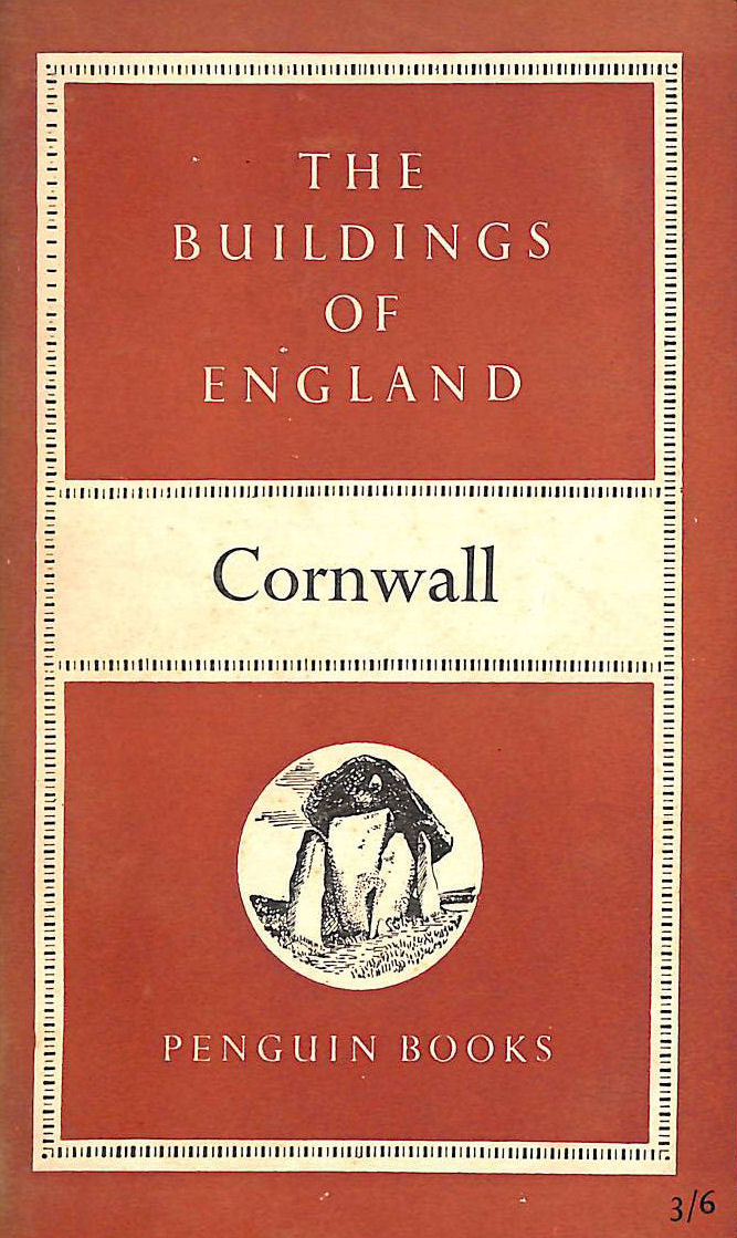 Image for The Buildings of England, Cornwall