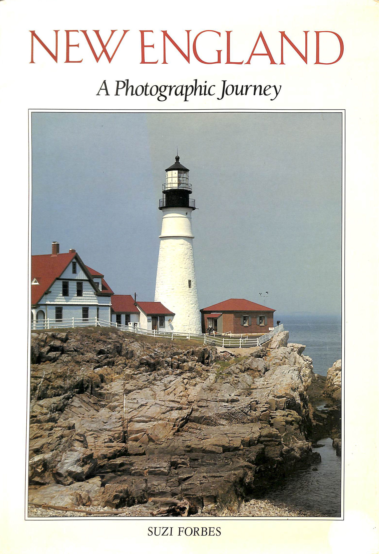 Image for New England: A Photographic Journey (Photographic Journey Series)