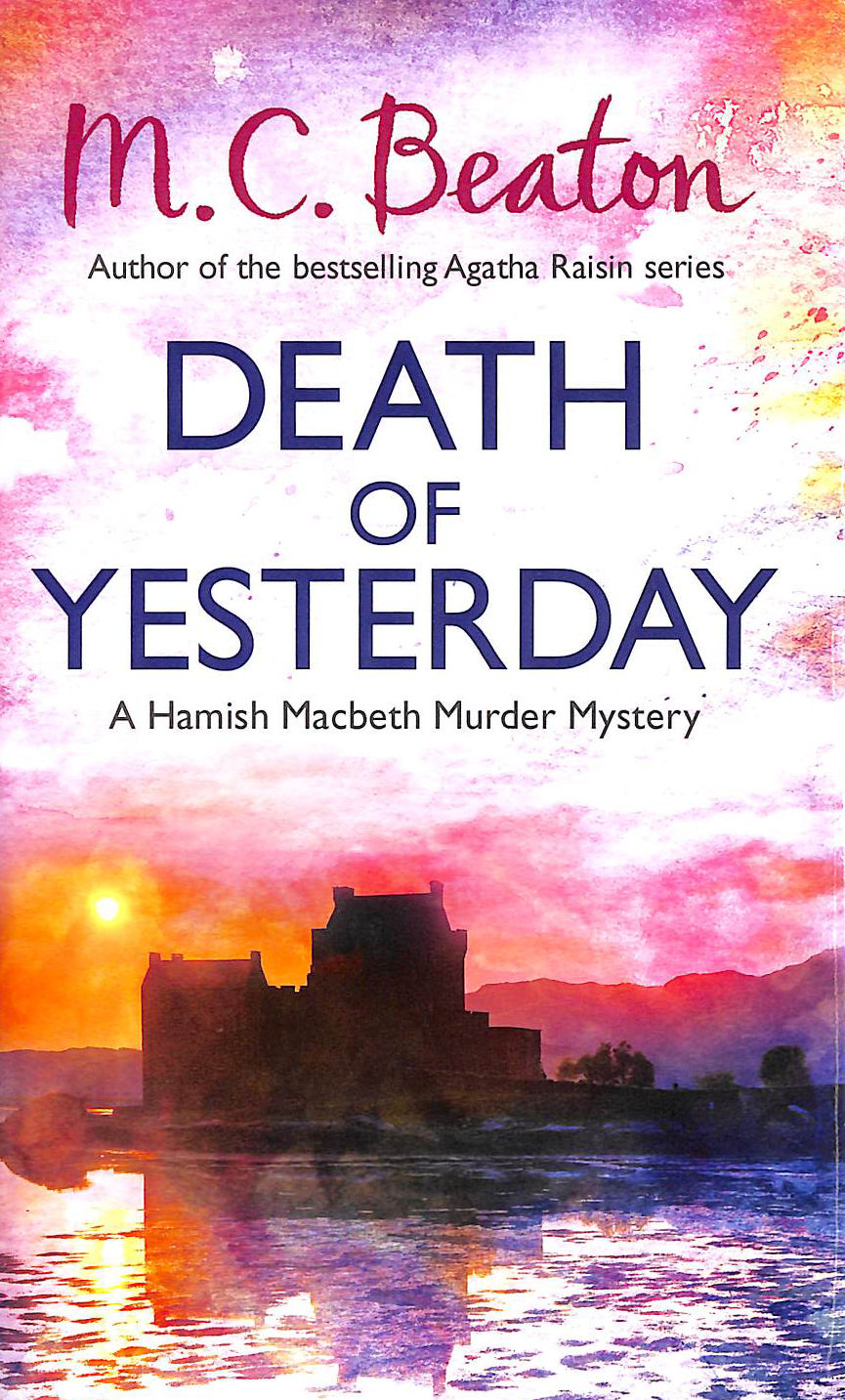 Image for Death of Yesterday (Hamish Macbeth)