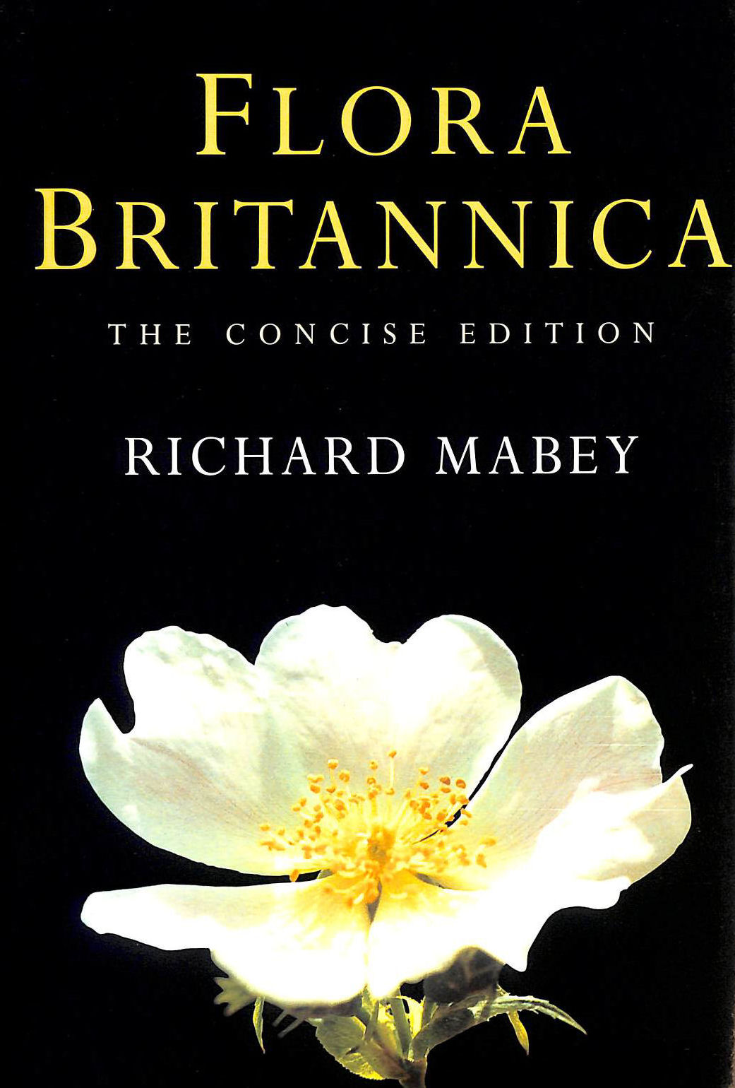 Image for Flora Britannica, The Concise Edition