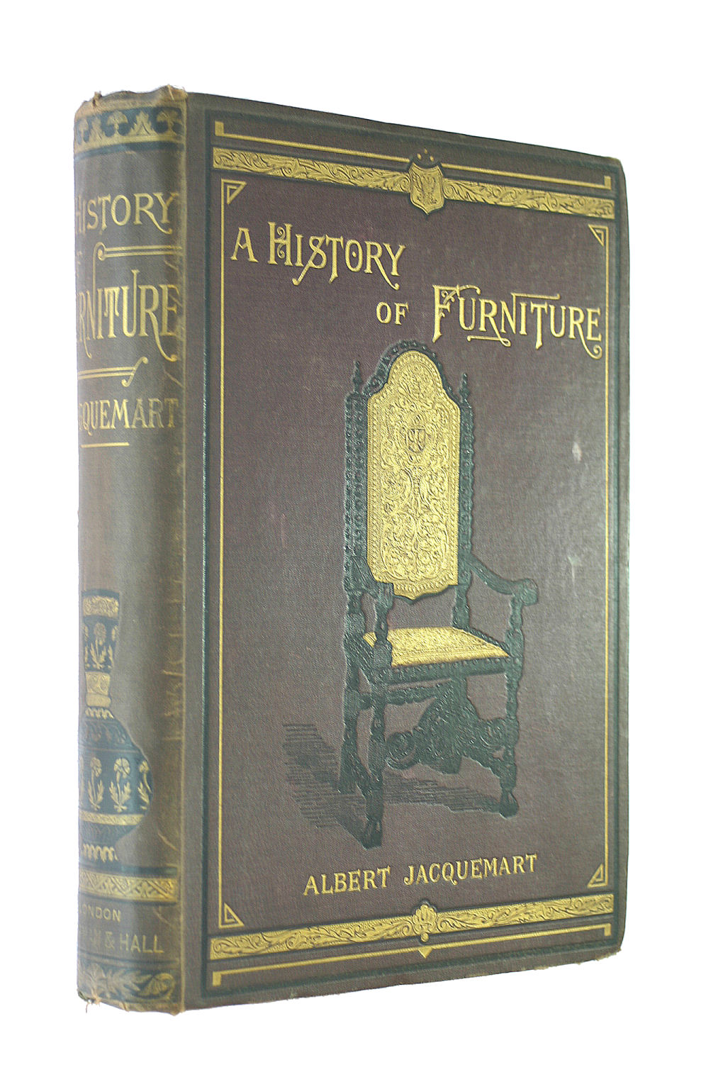 Image for A History of Furniture