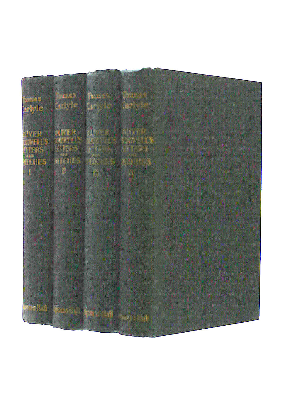 Image for Oliver Cromwell's Letters and Speeches with Elucidations in Four Volumes