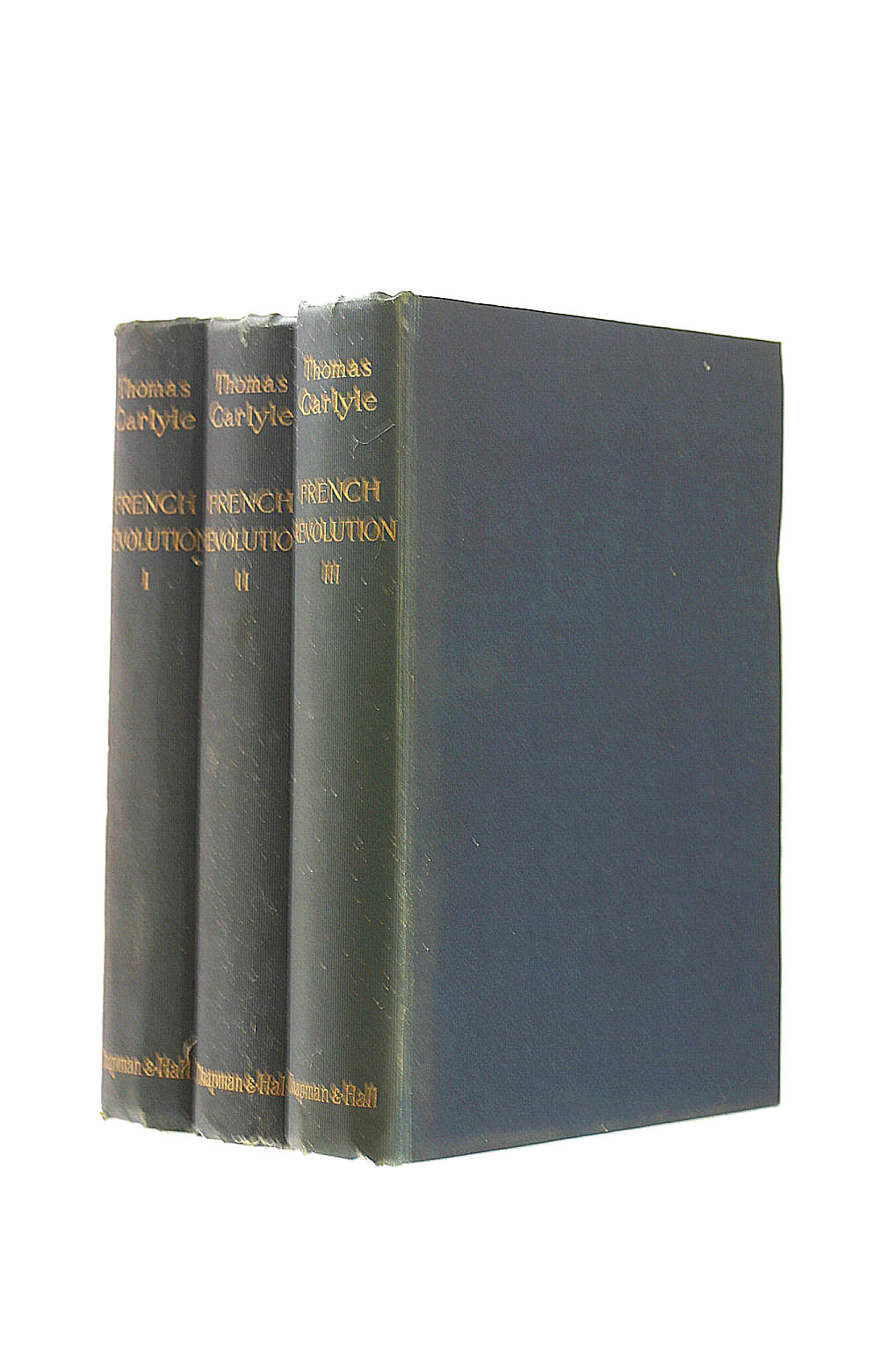 Image for The French Revolution. A History in Three Volumes