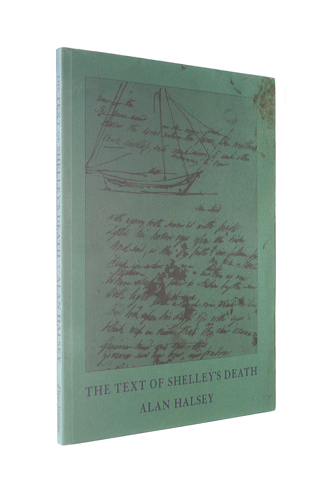 Image for The Text of Shelley's Death