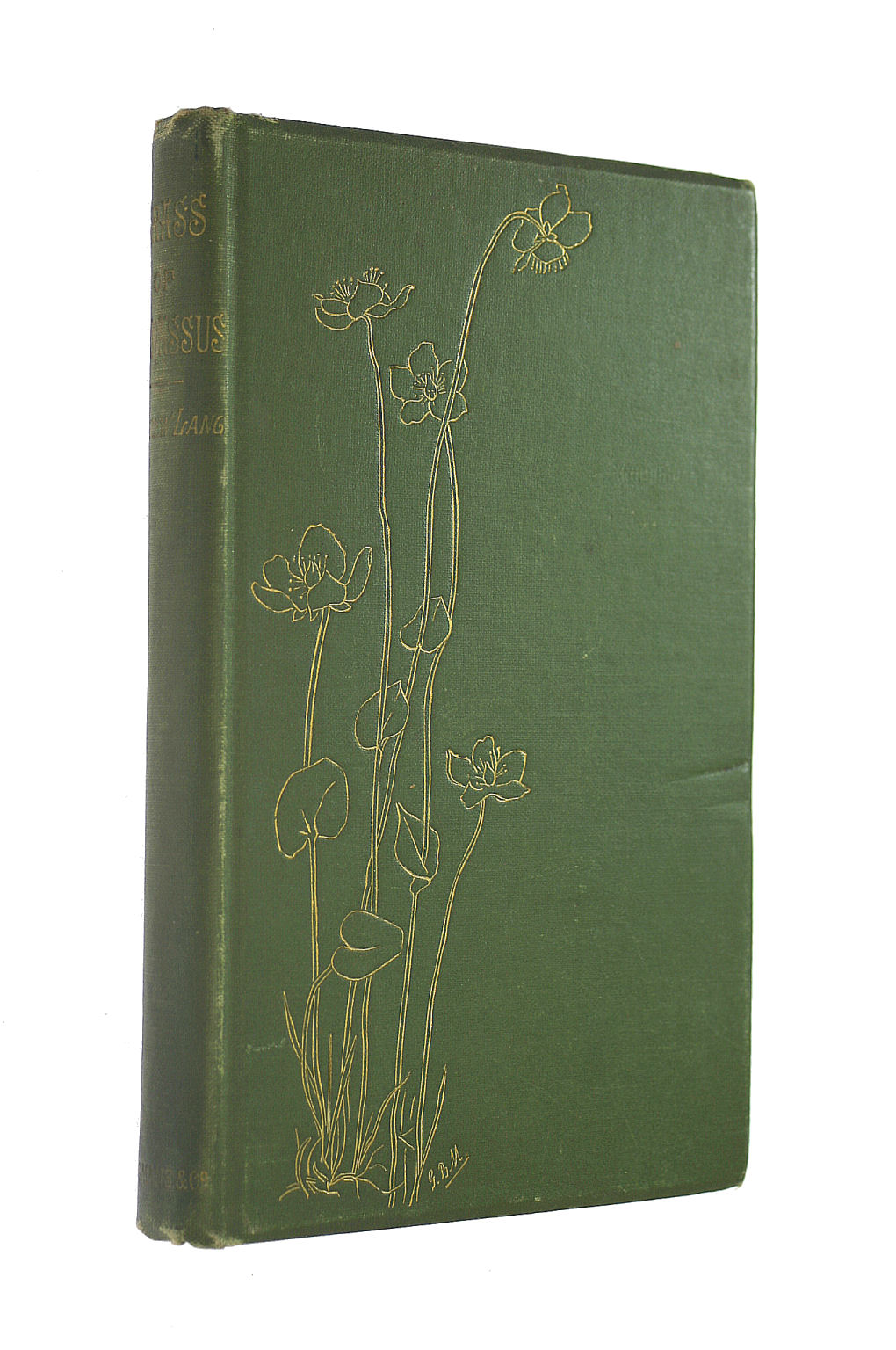 Image for Grass of Parnassus, Rhymes Old and New.