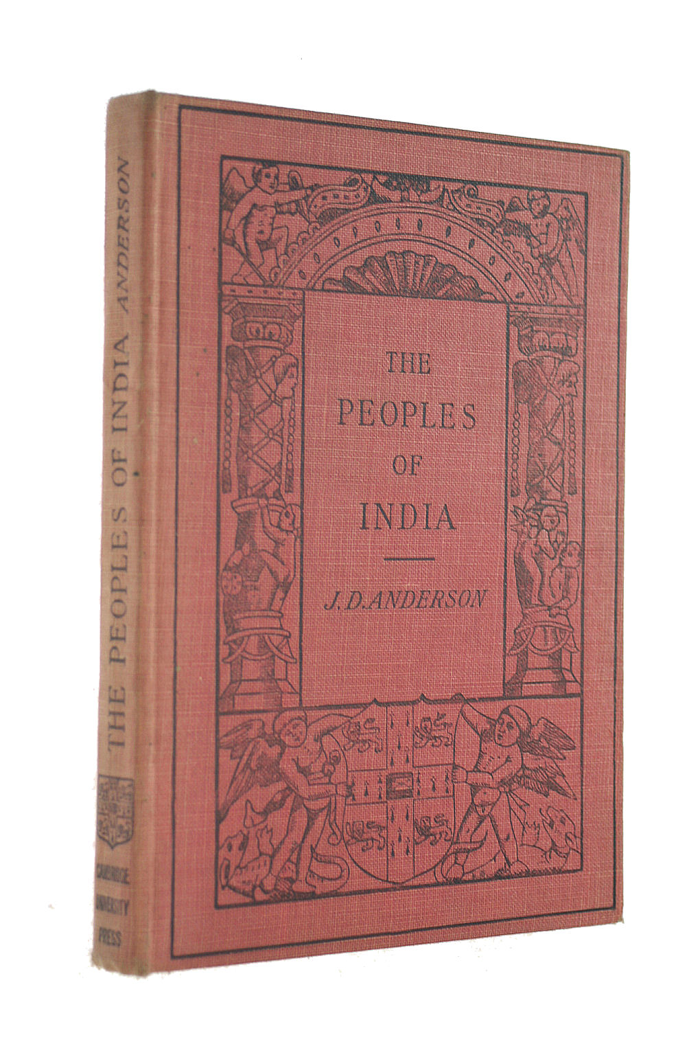 Image for The Peoples of India