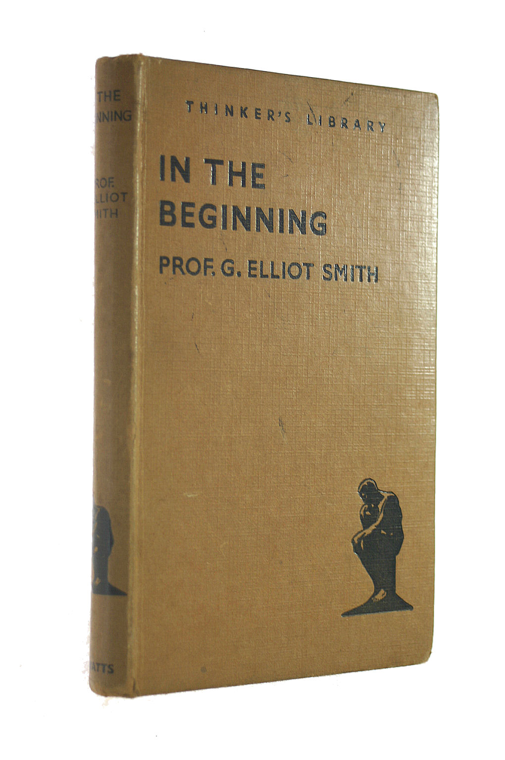 Image for In the Beginning : the Origin of Civilisation