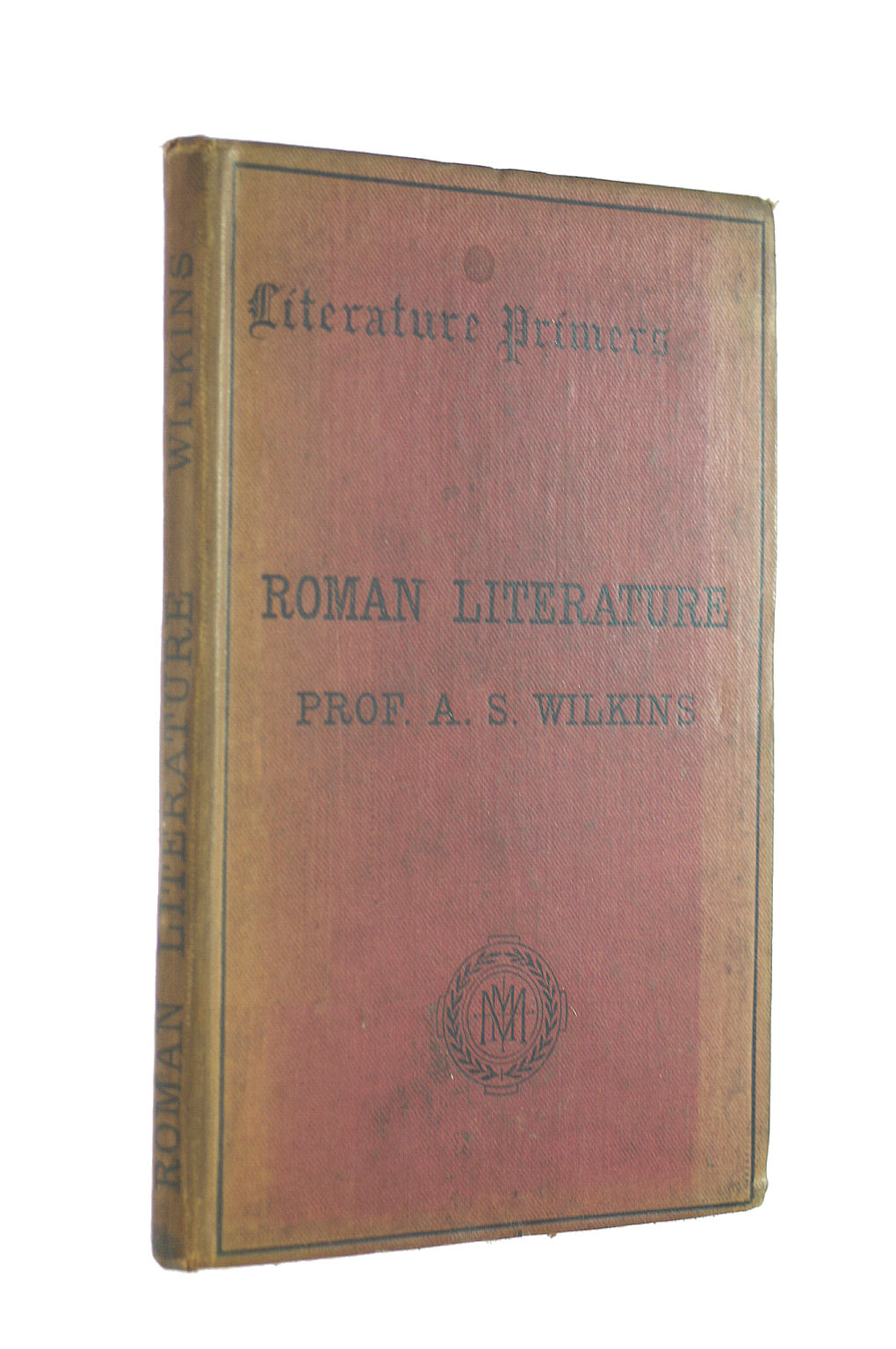 Image for Roman literature (Literature primers)