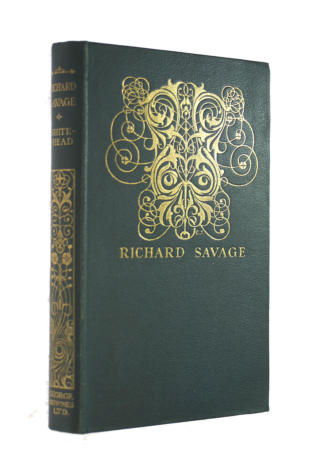 Image for Richard Savage, a romance of real life