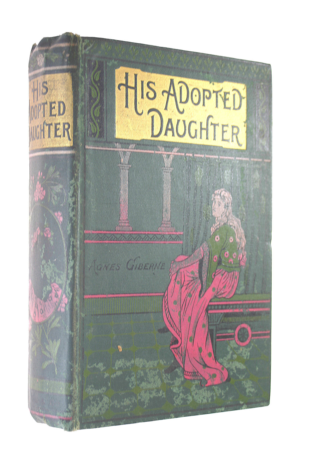 Image for His Adopted Daughter; or, a quiet valley