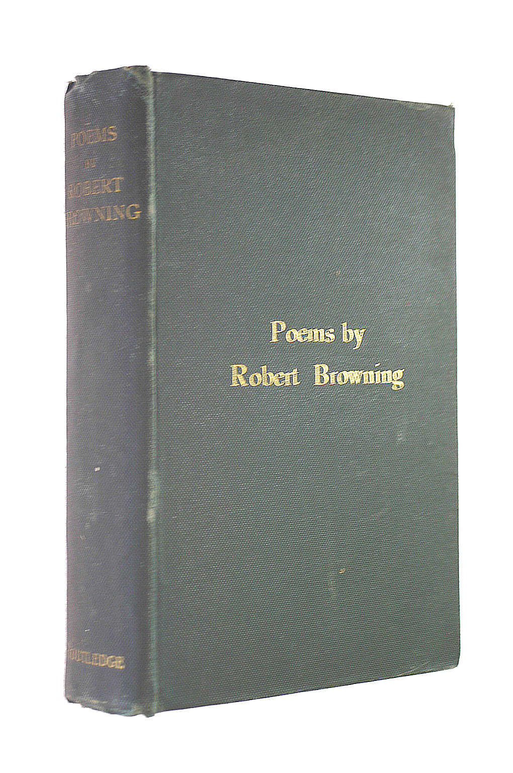 Image for Poems by Robert Browning