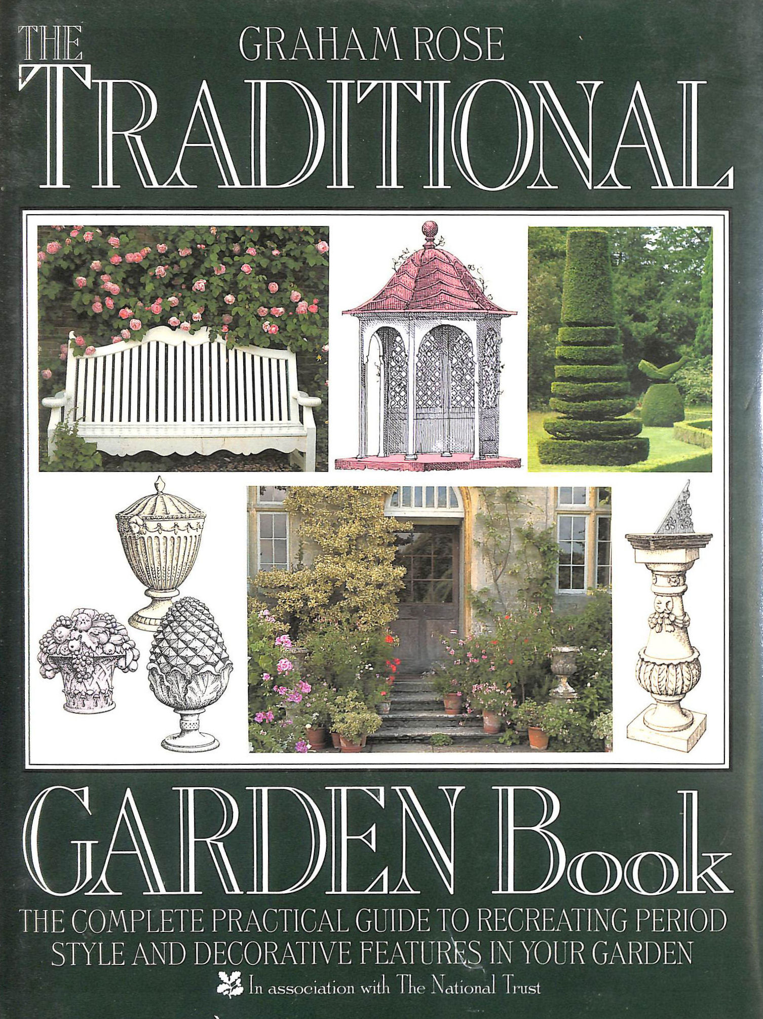 Image for The Traditional Garden Book