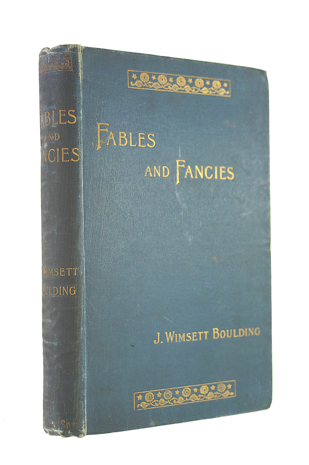 Image for Fables and Fancies: Grave, Humorous and Pathetic.; A Book for Children and Vhildren of a Larger Growth