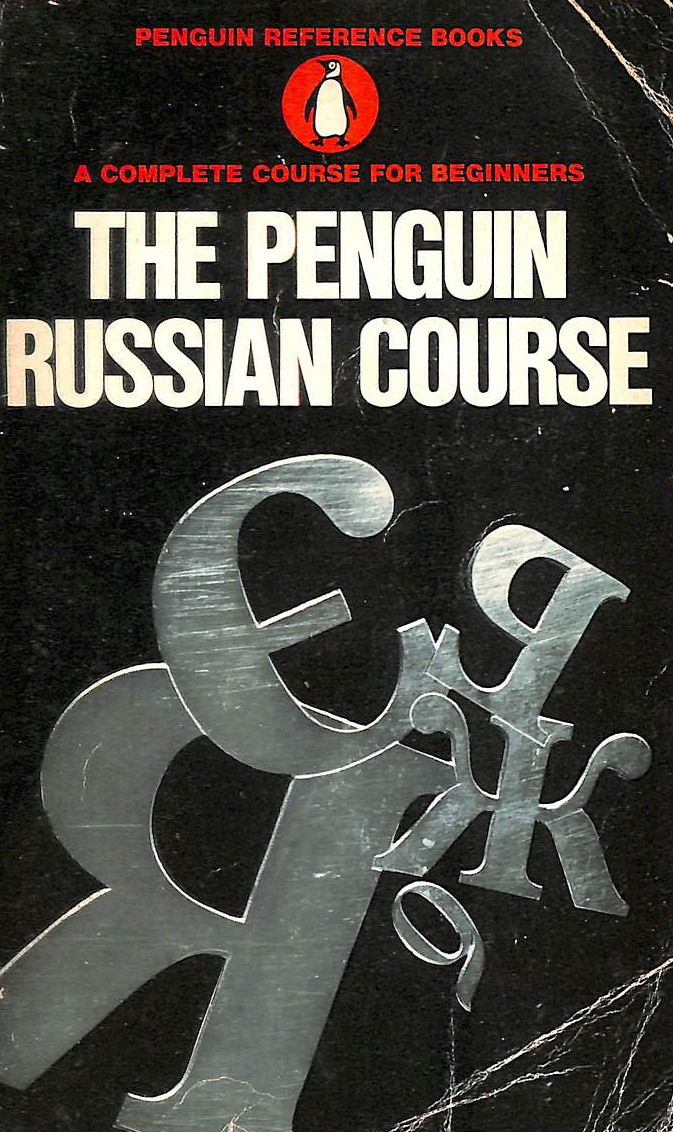 Image for The Penguin Russian Course: A Complete Course For Beginners