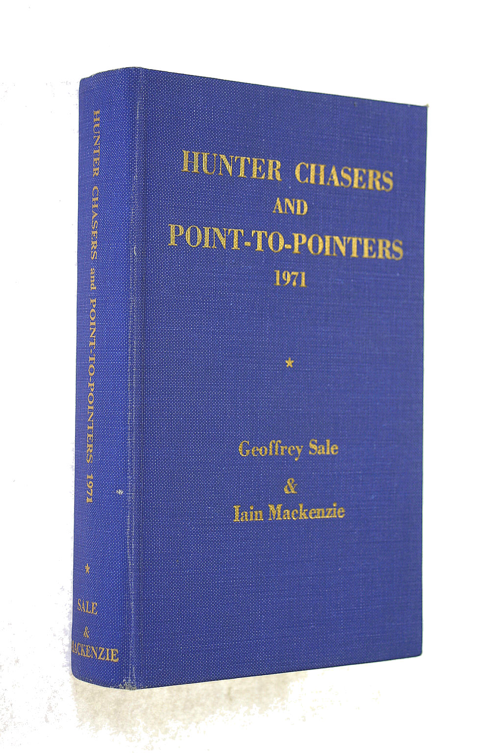 Image for Hunter Chasers And Point-To-Pointers 1971