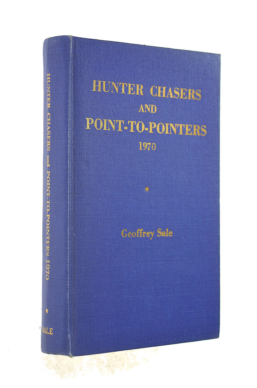 Image for Hunter Chasers And Point-To-Pointers 1970