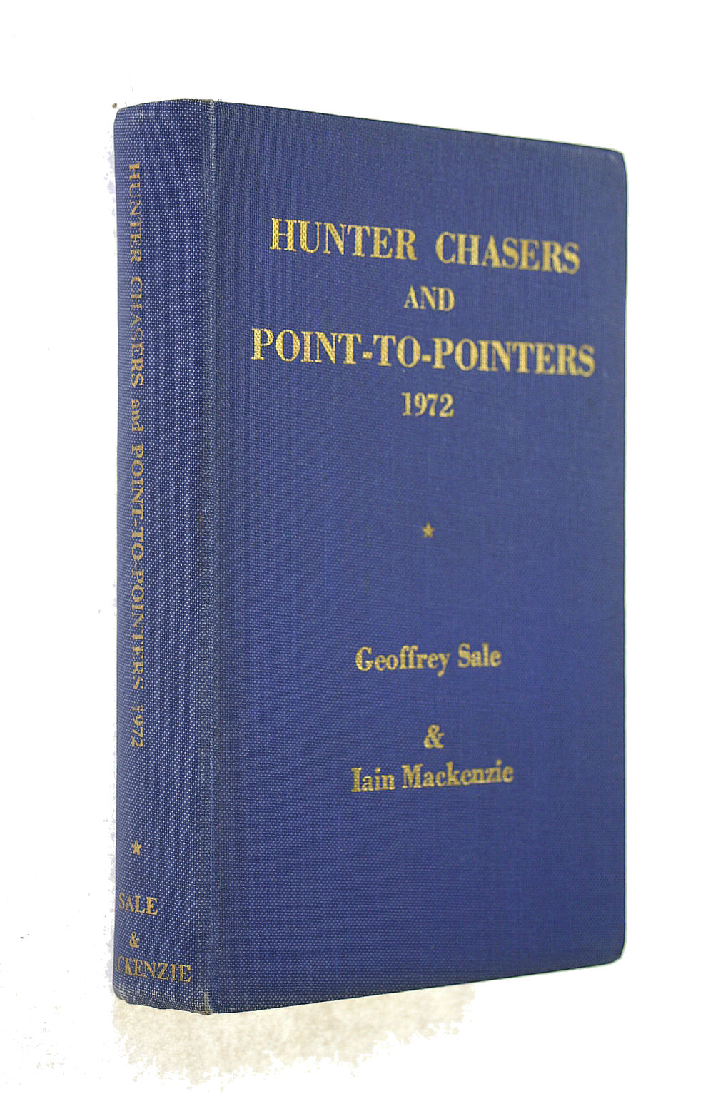 Image for Hunter Chasers And Point-To-Pointers 1972