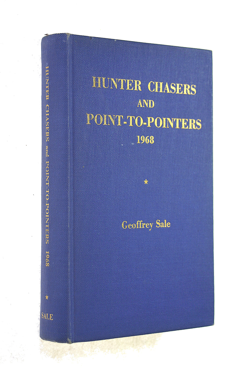 Image for Hunter Chasers And Point-To-Pointers, 1968