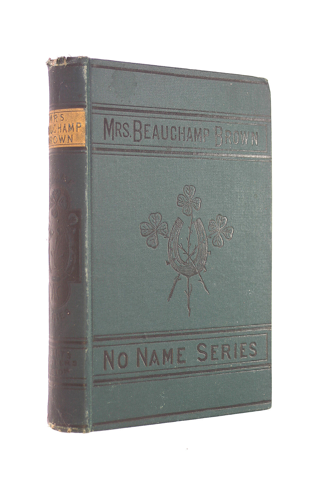 Image for Mrs. Beauchamp Brown (No name series)