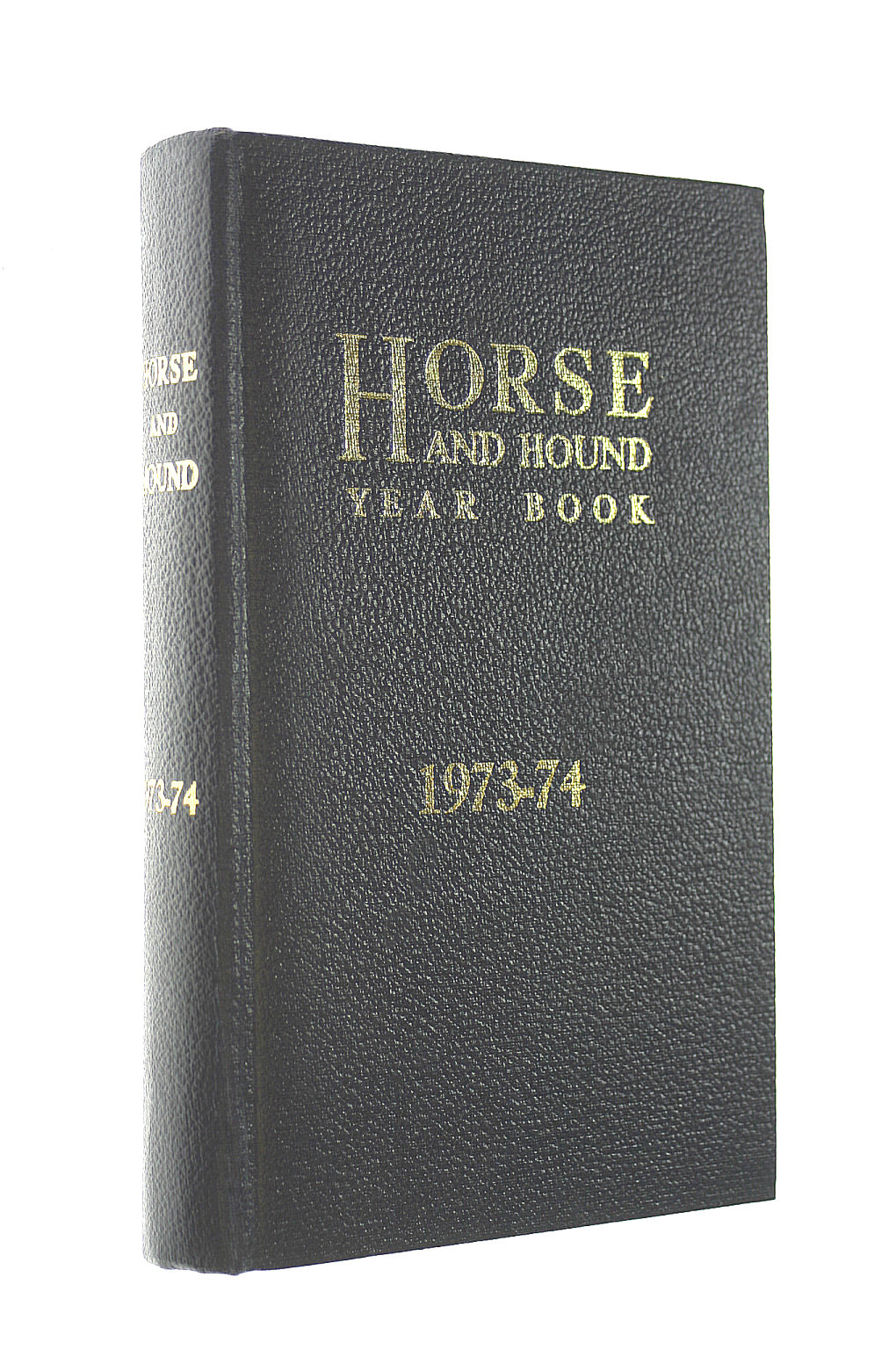 Image for Horse and Hound Year Book 1973-74