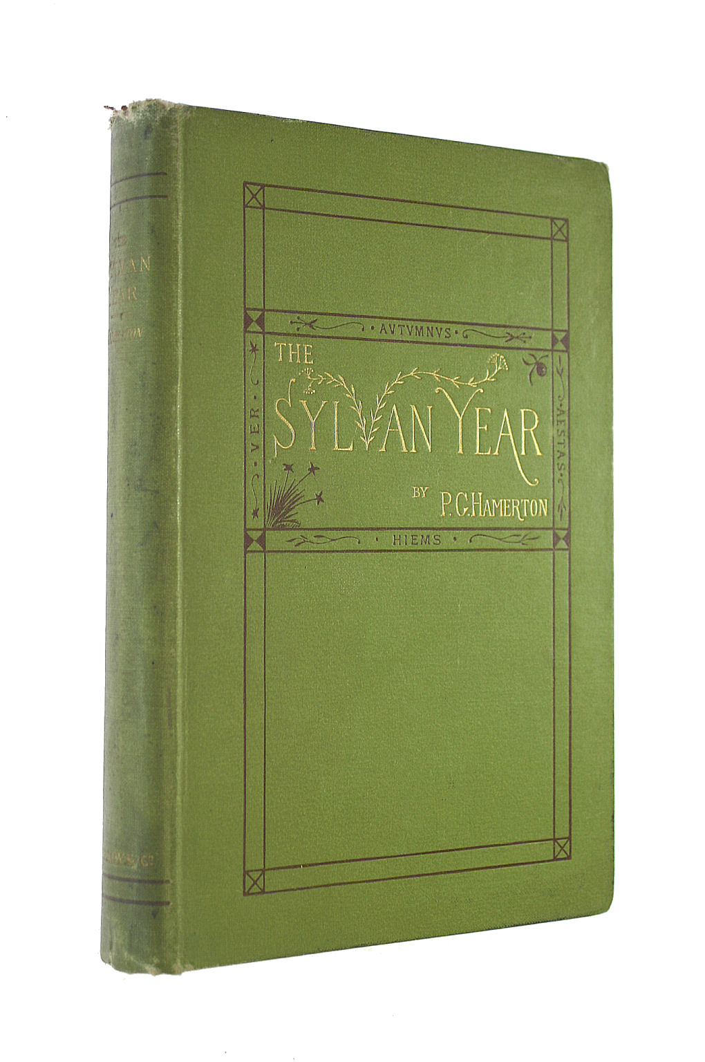 Image for The Sylvan Year - Leaves From The Note-Book Of Raoul Dubois