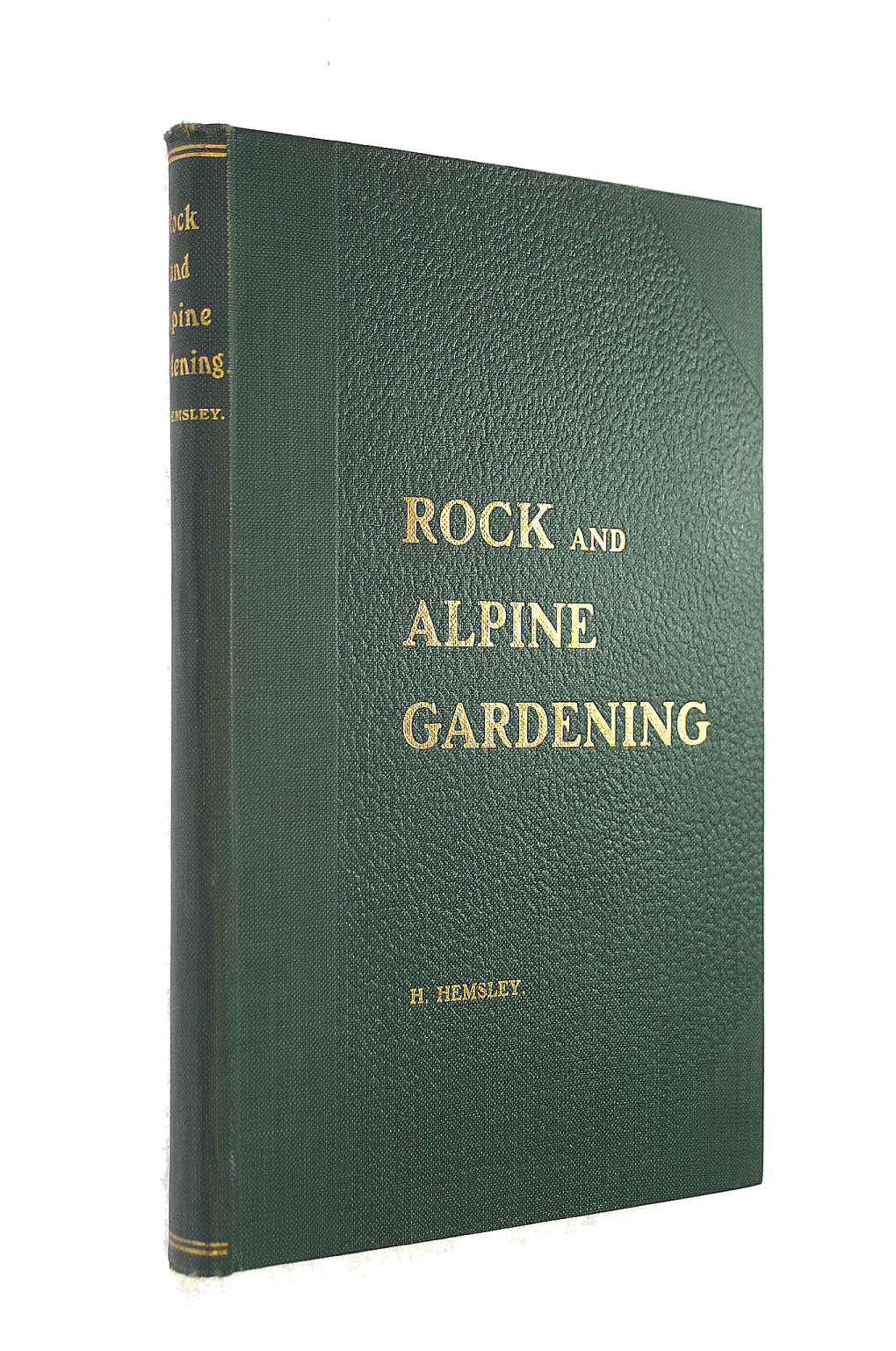 Image for Rock and Alpine Gardening