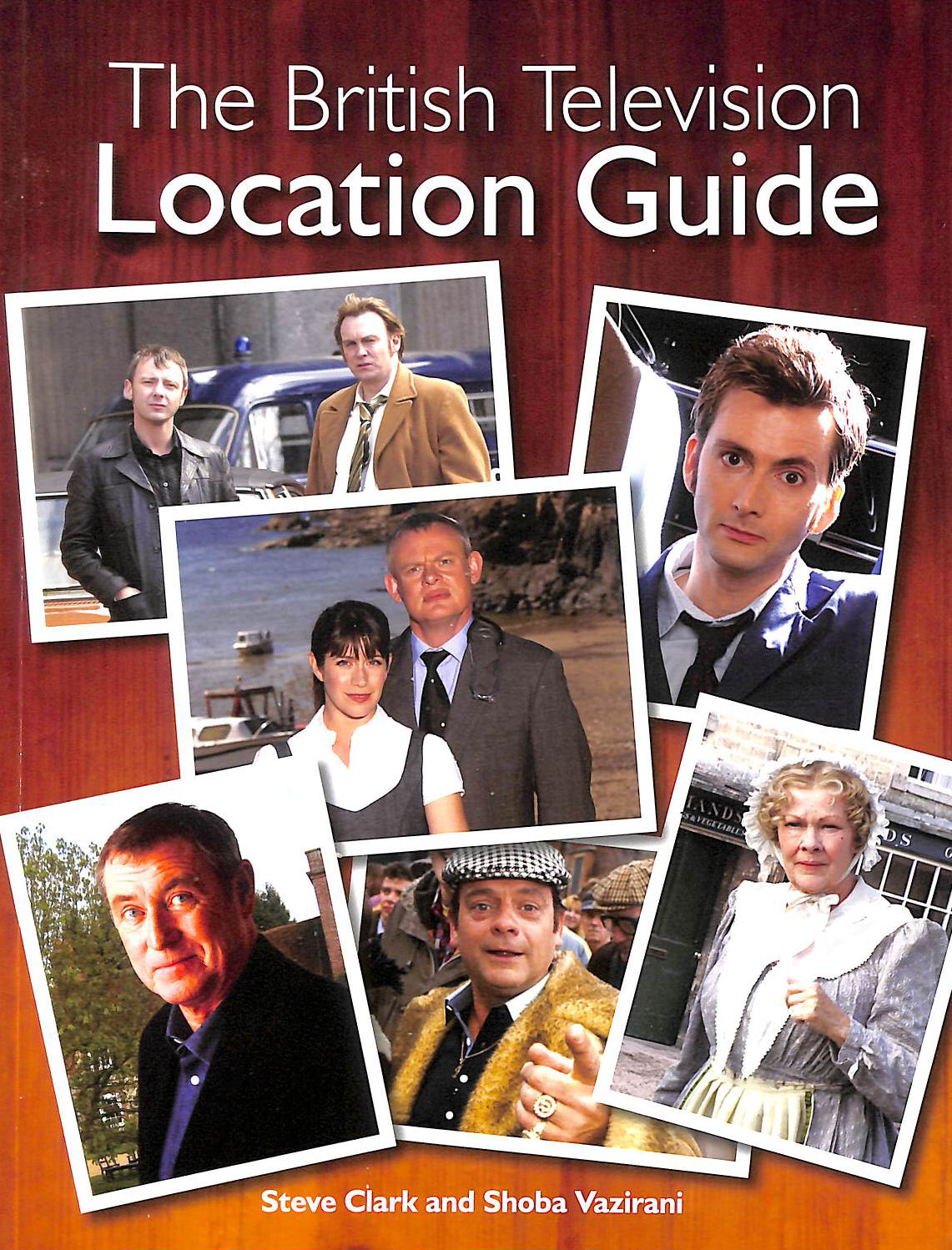 Image for The British Television Location Guide