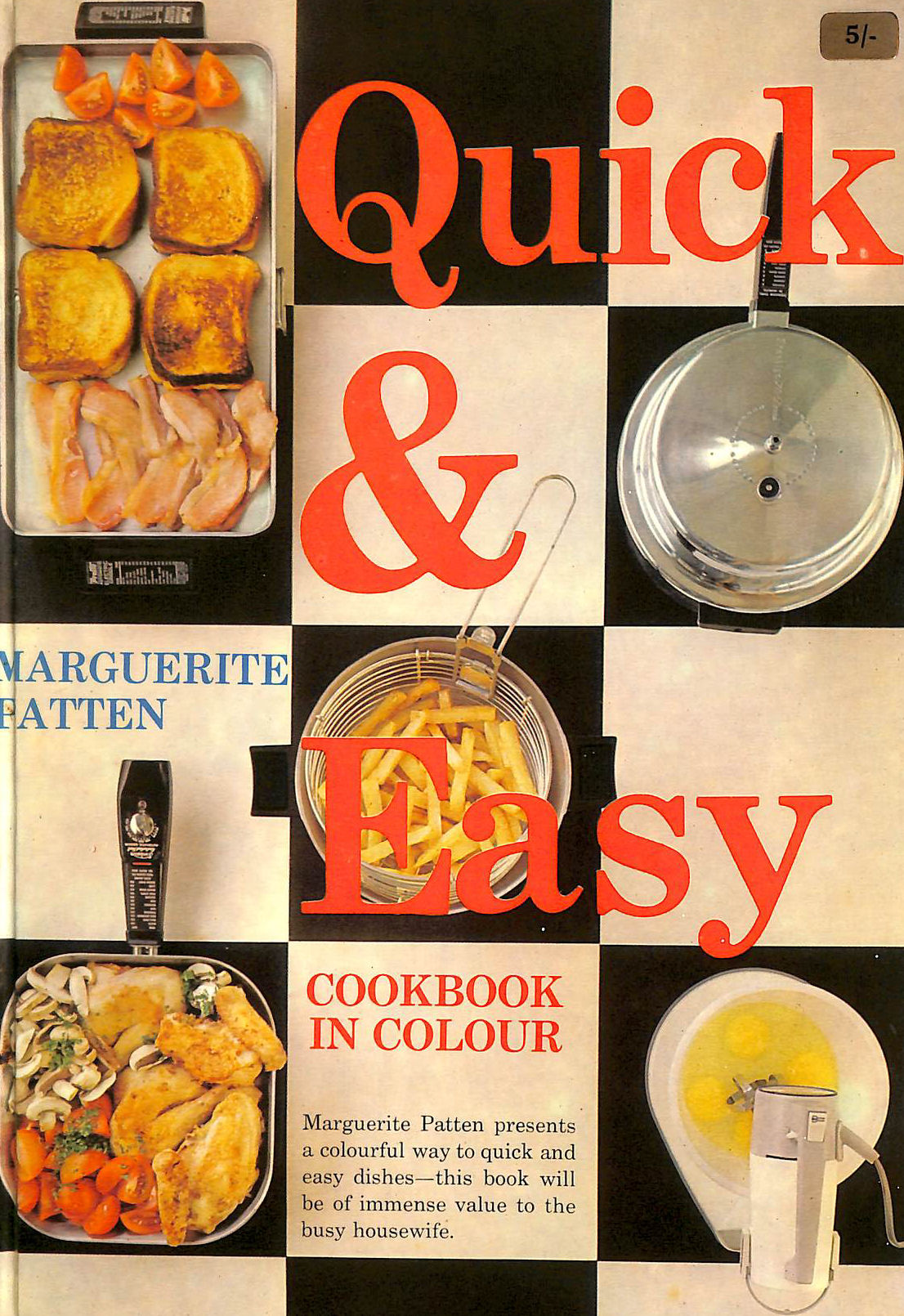 Image for Quick & Easy Cookbook in Colour