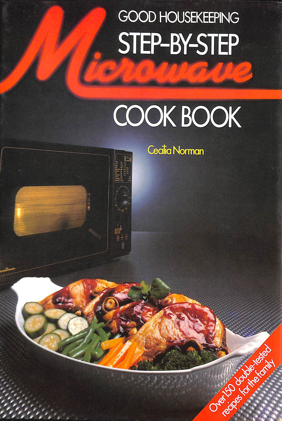 Image for Good Housekeeping Step by Step Microwave Cookbook