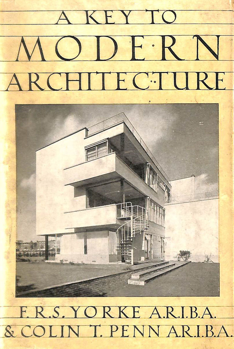 Image for A Key to Modern Architecture