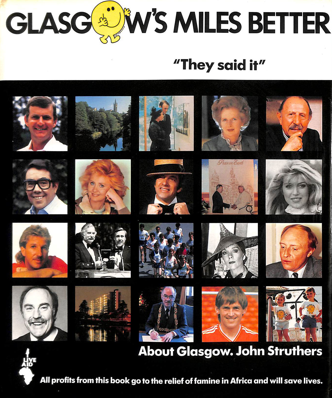 Image for Glasgow's Miles Better: They Said it About Glasgow