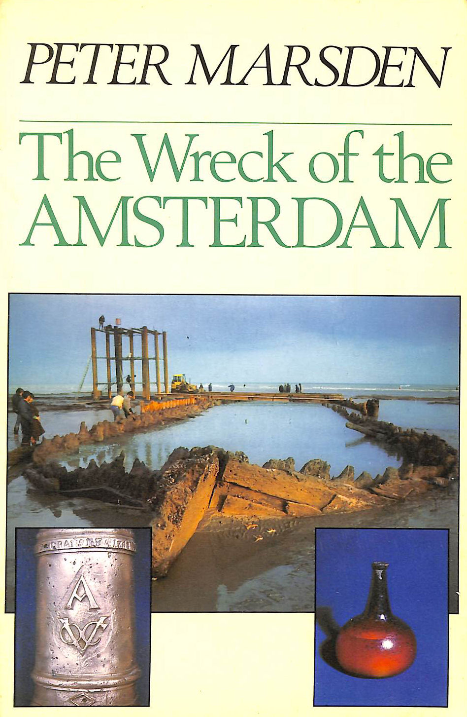 Image for The Wreck of the Amsterdam