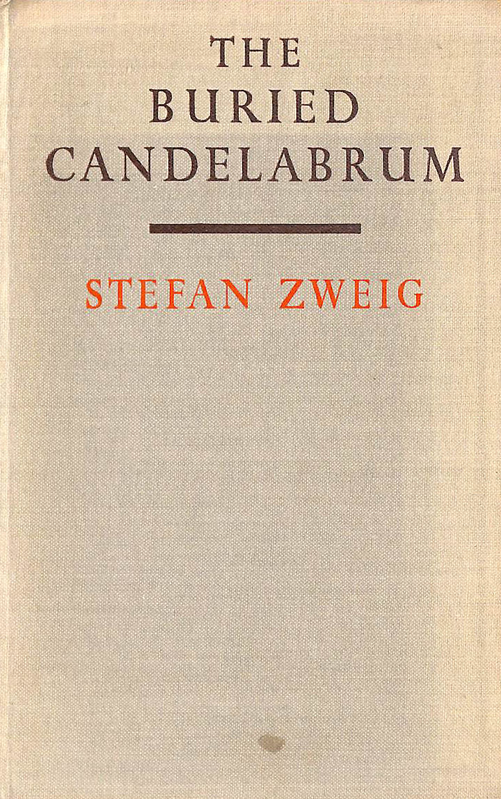 Image for The Buried Candelabrum