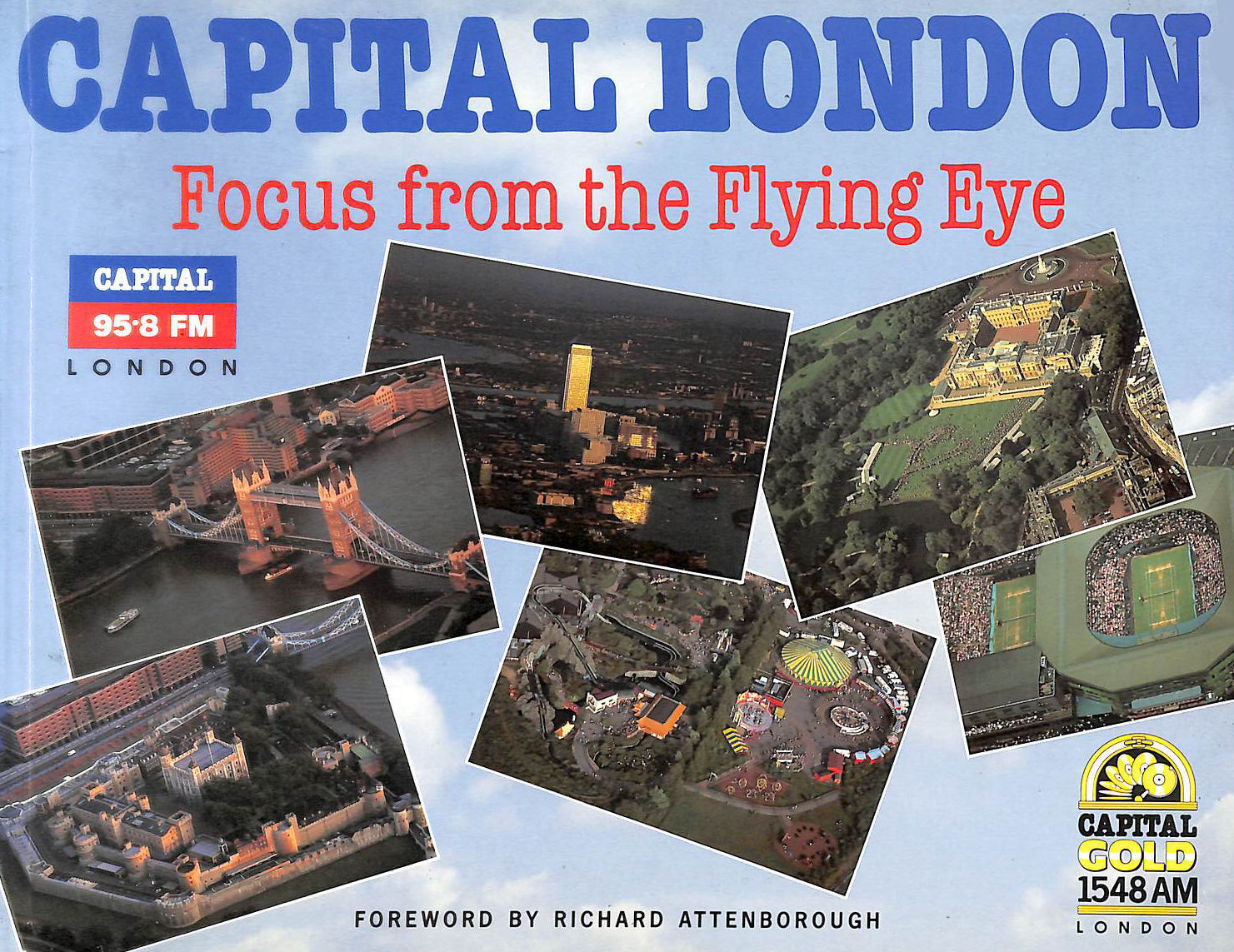 Image for Capital London: Focus from the Flying Eye