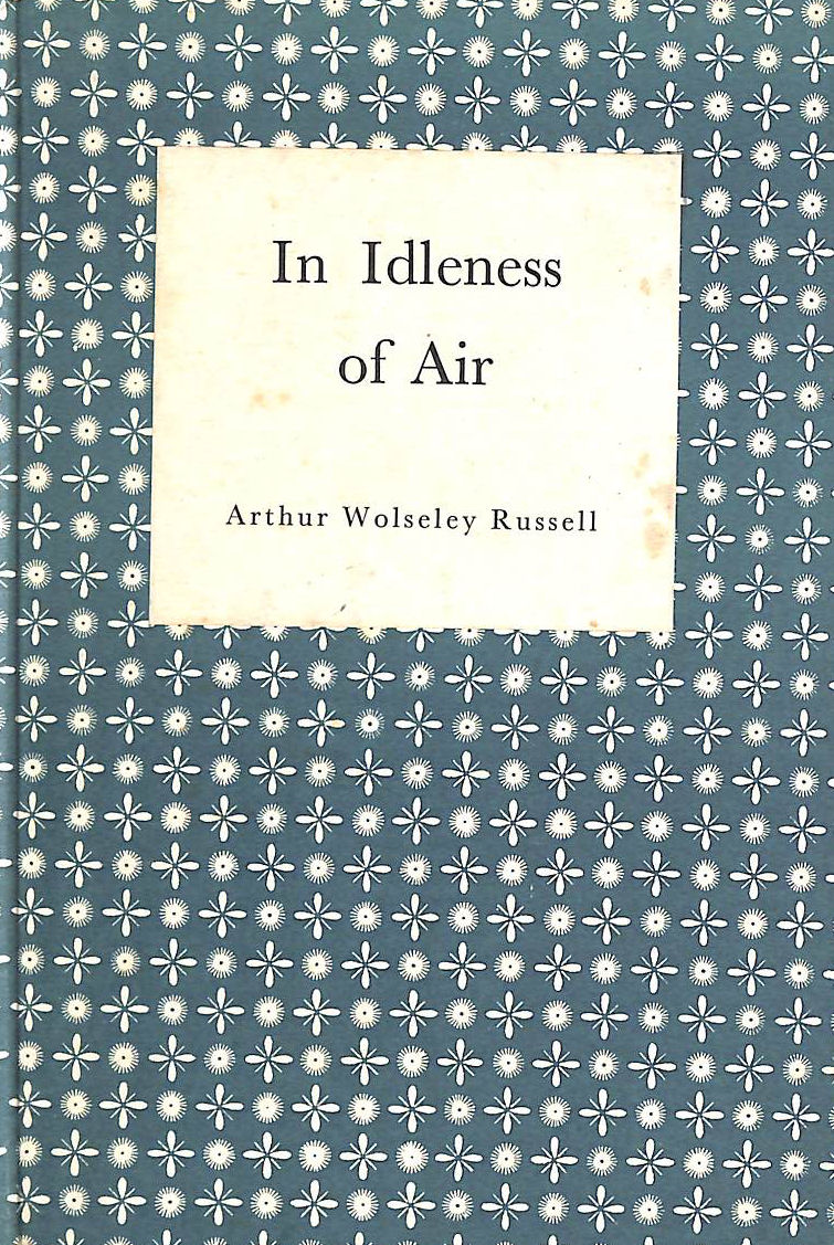Image for An idleness of air