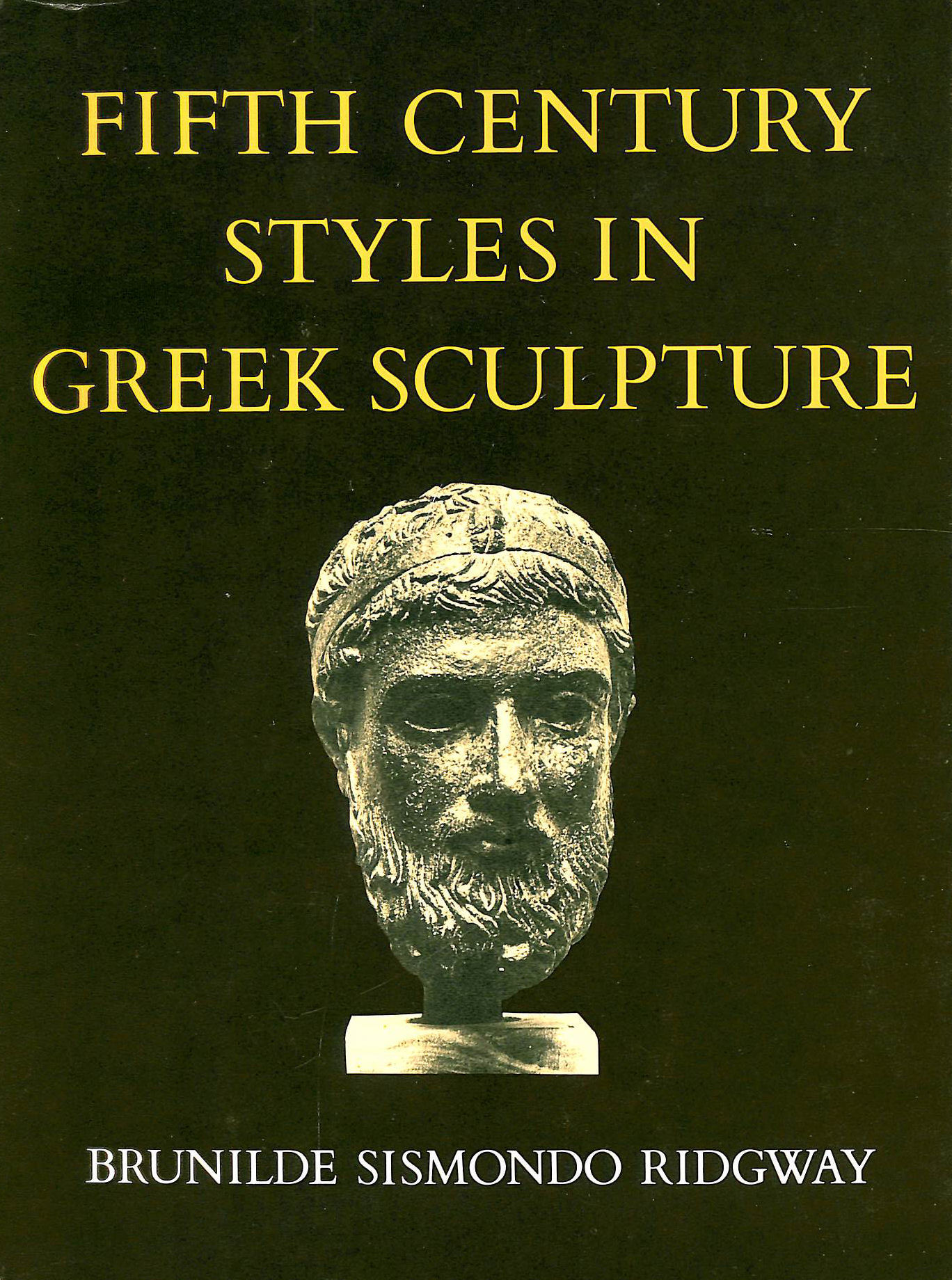 Image for Fifth-Century Styles in Greek Sculpture
