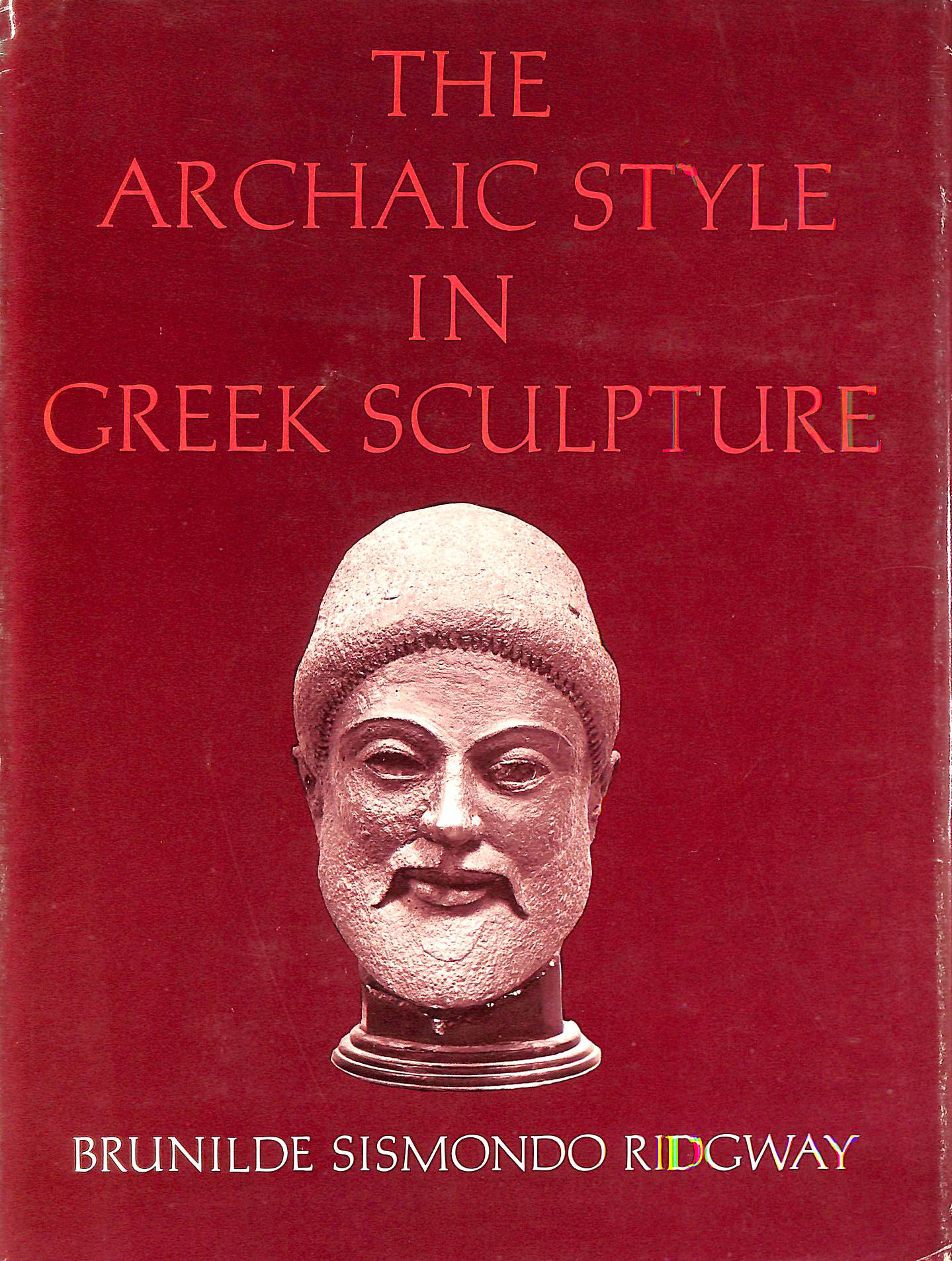 Image for Archaic Style in Greek Sculpture