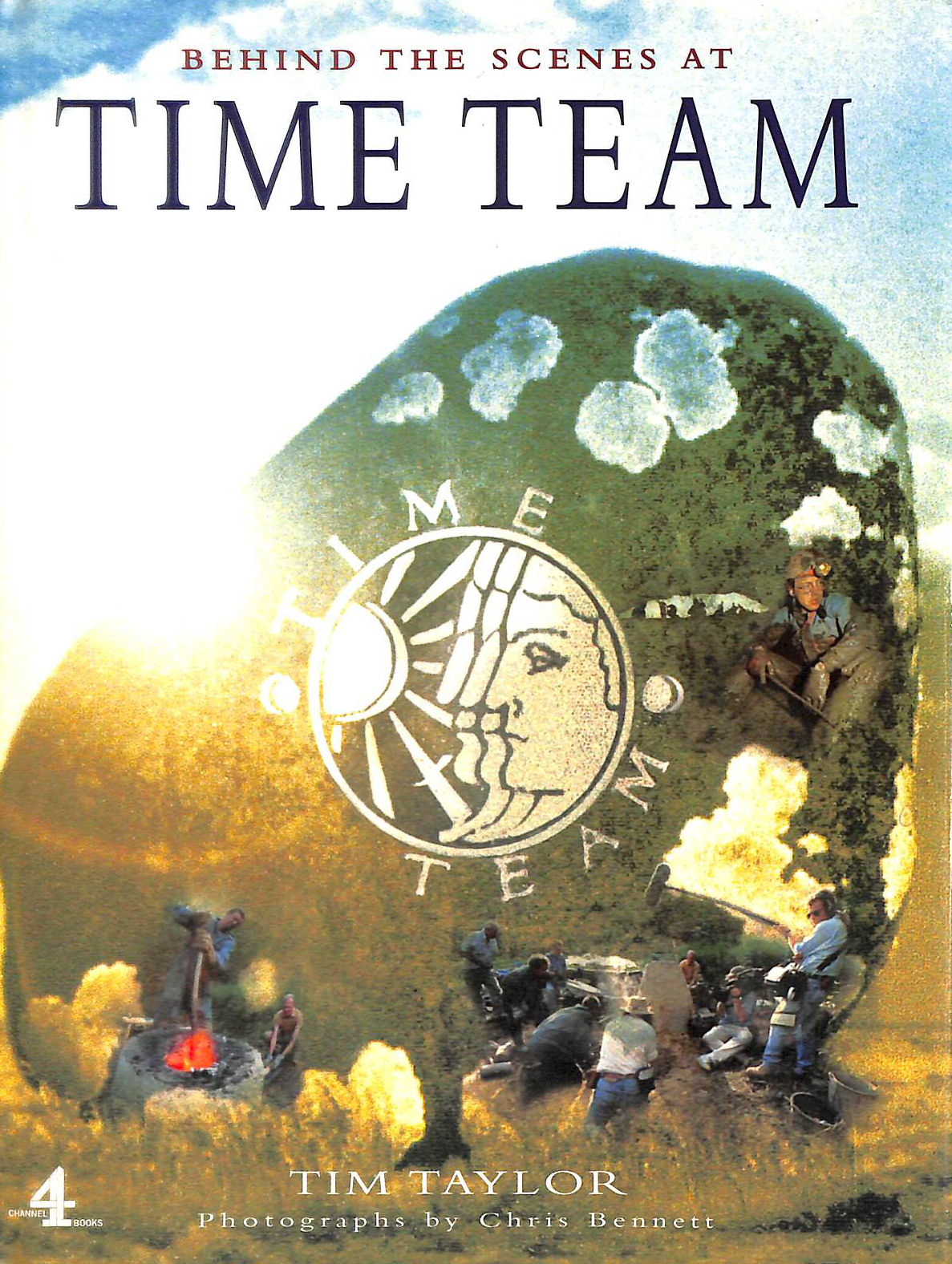 Image for Behind the Scenes at Time Team