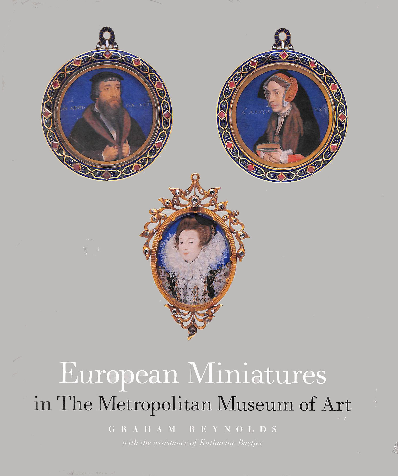 Image for European Miniatures in the Metropolitan Museum of Art