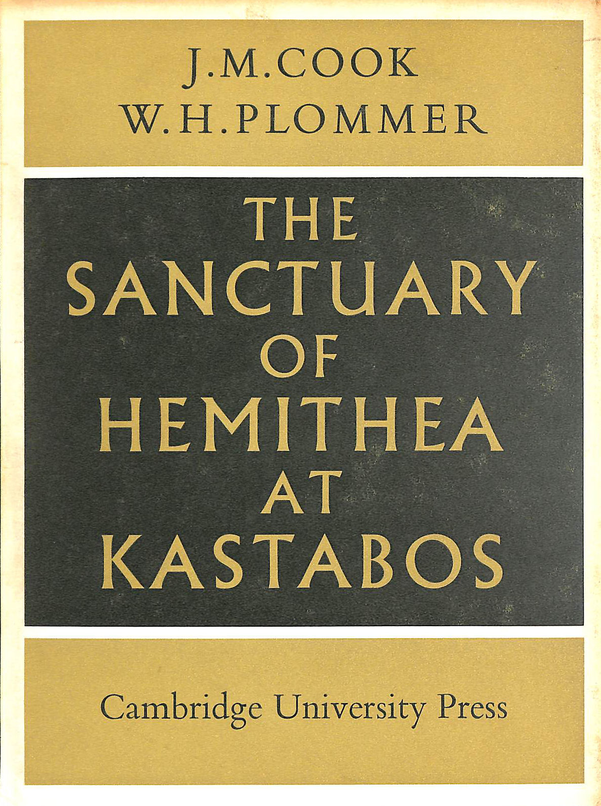 Image for The sanctuary of Hemithea at Kastabos