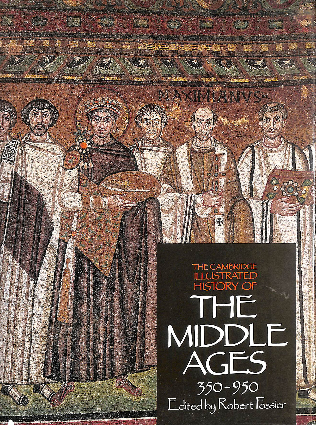 Image for The Cambridge Illustrated History of the Middle Ages: Volume 1
