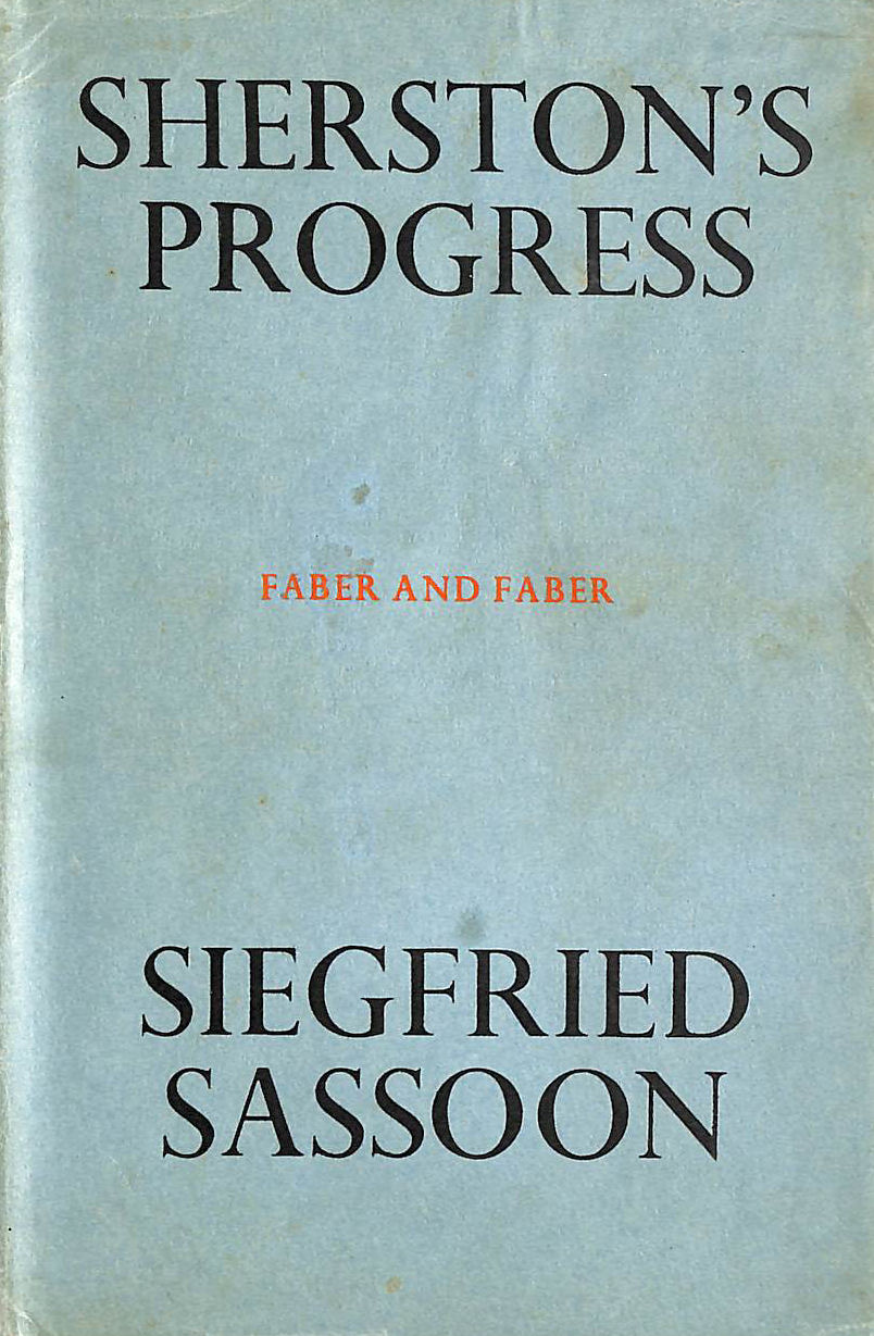 Image for Sherston's Progress