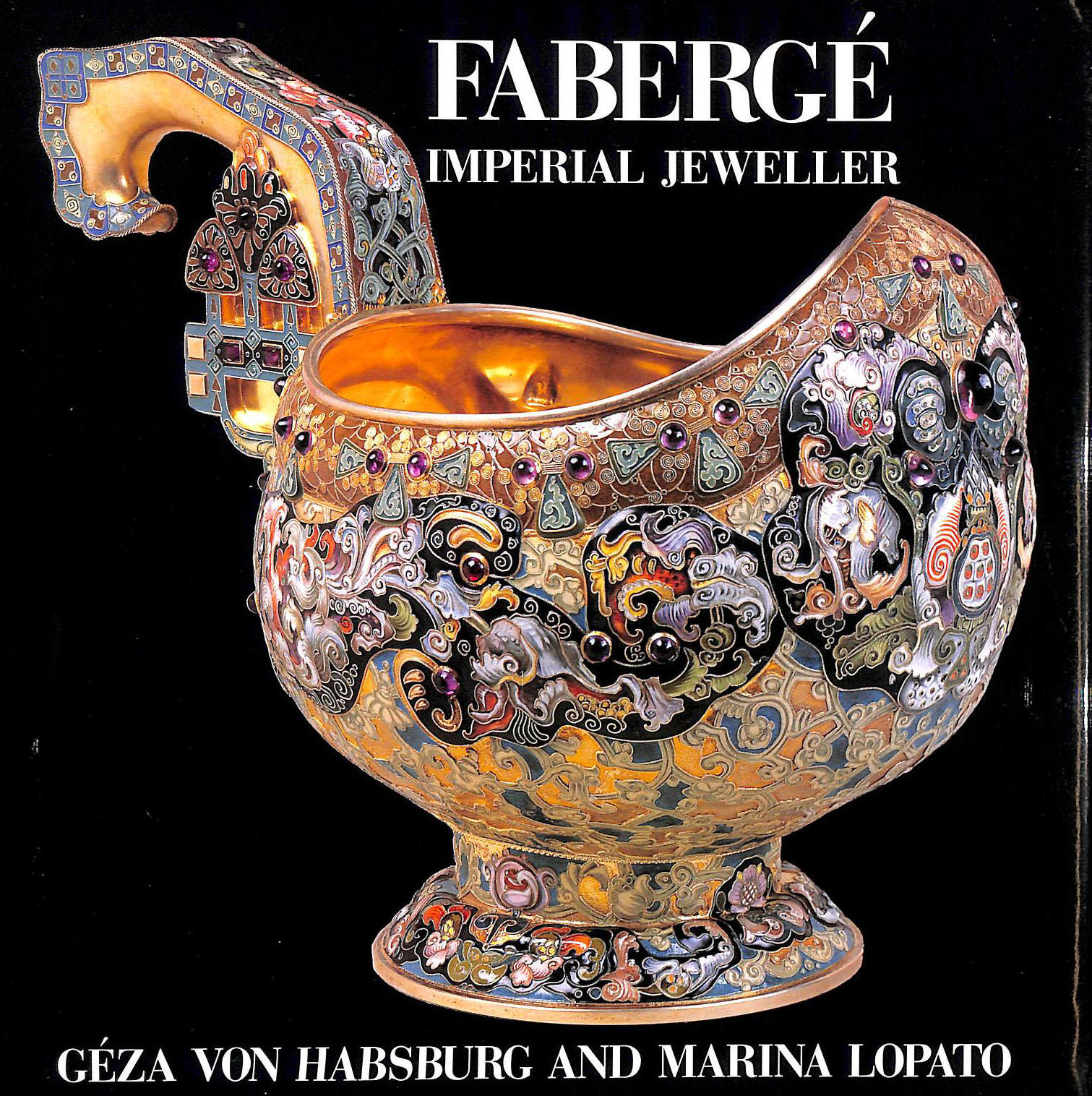 Image for Faberge: Imperial Jeweller