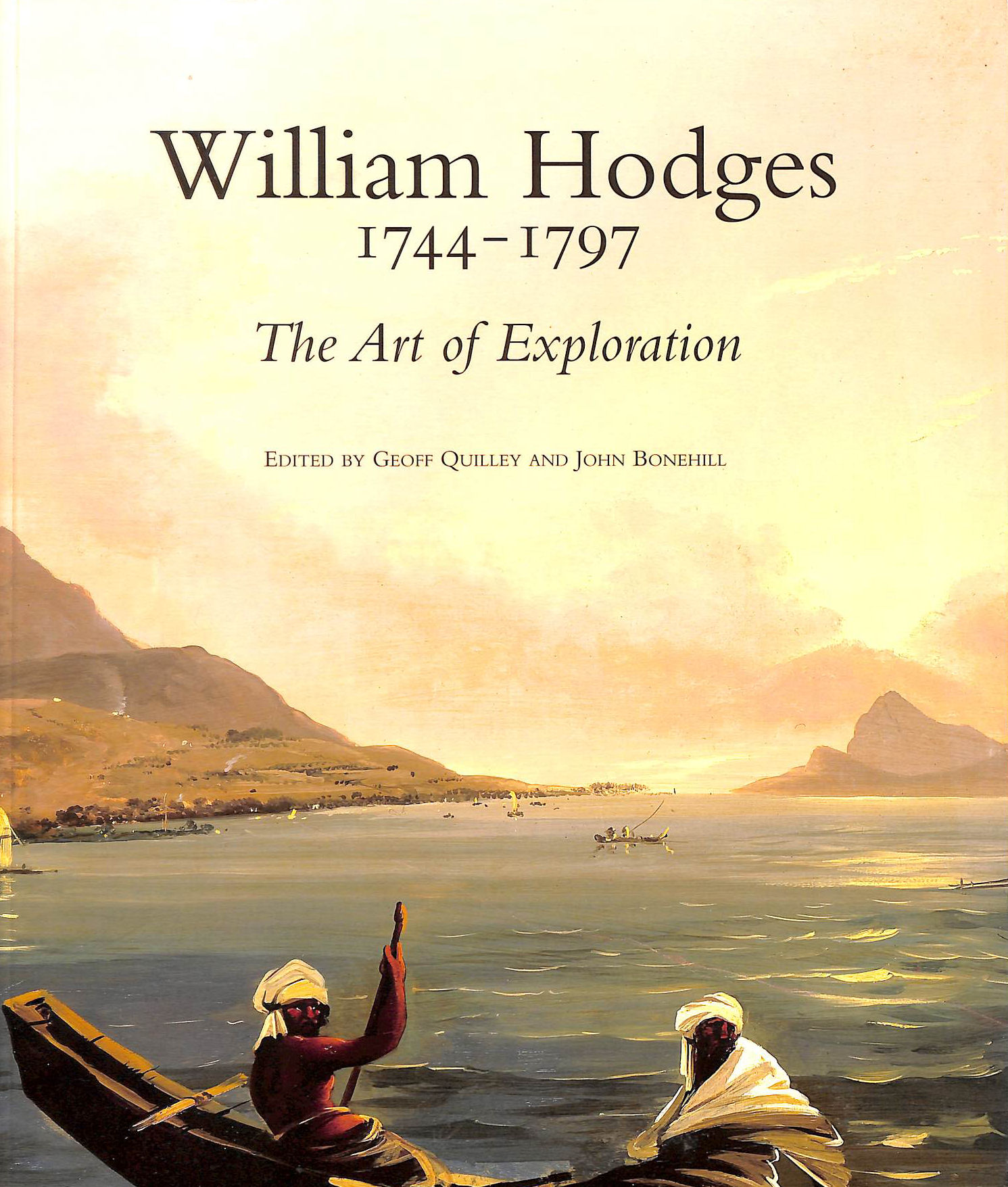 Image for William Hodges 1744-1797: The Art of Exploration